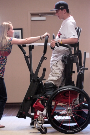 Fundraiser hopes to raise money for those with spinal-cord injuries