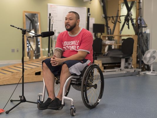 Individual with complete spinal cord injury regains voluntary motor function