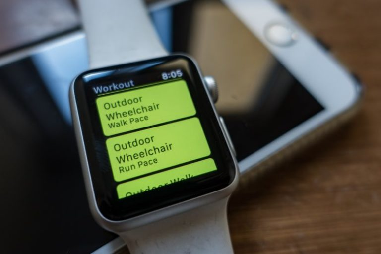 How to set up and track Apple Watch wheelchair workouts