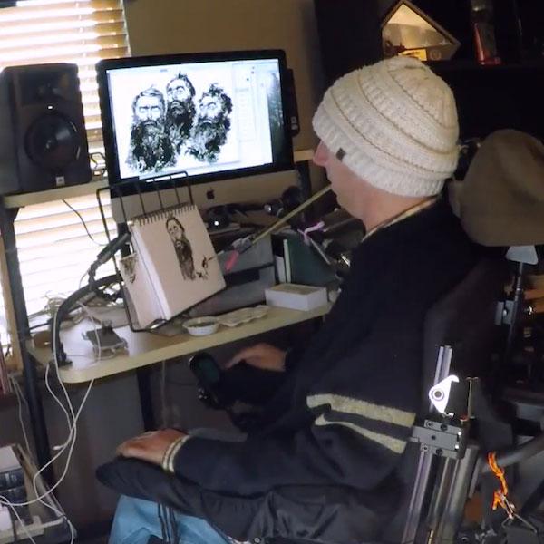 Brett Colonell: An Artist in Training
