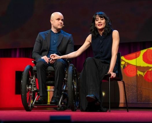 UCLA scientist gives couple hope while searching for a cure for paralysis