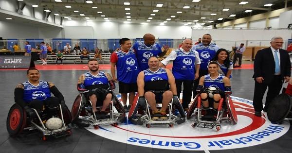 39th National Veterans Wheelchair Games Showcases Veteran Athletic Spirit