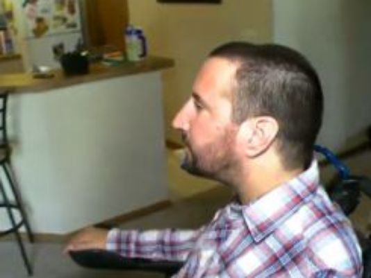 Spinal Cord patient reacts to stem cell breakthrough