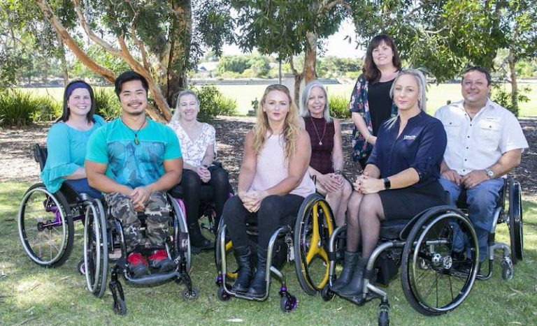 'It's going to be okay': Mother uses personal experience to support people with spinal cord injuries