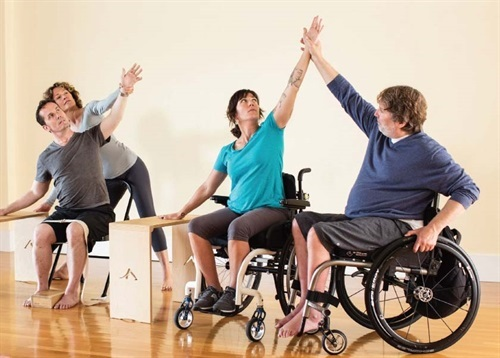For People With Spinal Cord Injuries >> Exercise Improves Fitness And Strength For Adults With Spinal Cord