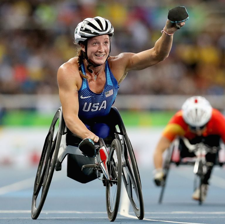 This 17-Time Paralympics Champ Is Beyond Inspiring