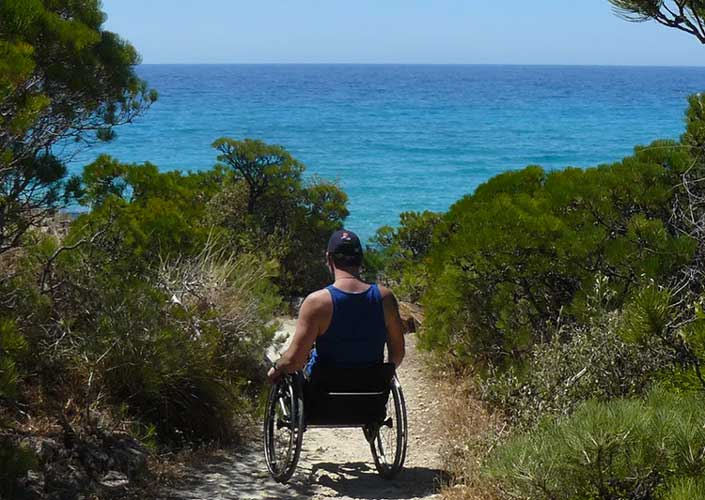 How I fell in love with my wheelchair – Tim Rushby-Smith