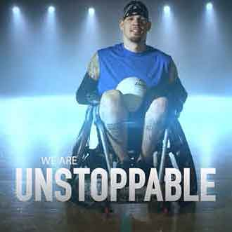 Paralyzed Veterans of America highlights the UnstoppABLE spirit of veterans in new public service announcement