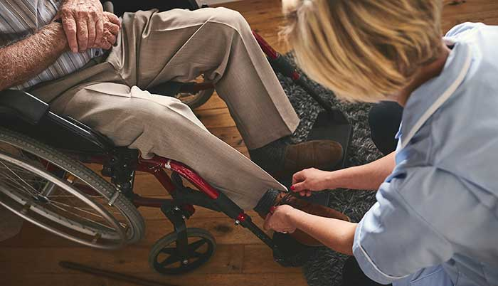 Adaptive Clothing Takes Stress out of Dressing