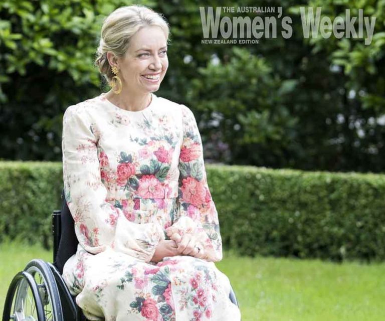 The tremendous spirit of tetraplegic Catriona Williams – who defies odds to fundraise for spinal cord injury research