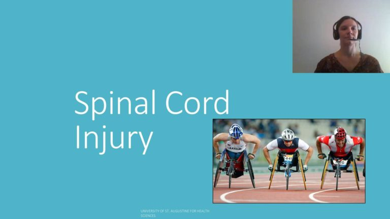 About Spinal Cord Injury