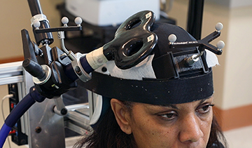 Dr. Monica Perez's Team Shows First Evidence of Using Cortical Targets to Improve Motor Function