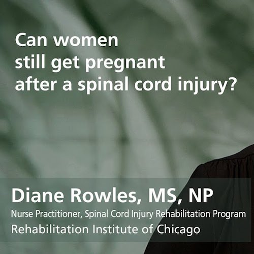 Female Fertility after Spinal Cord Injury