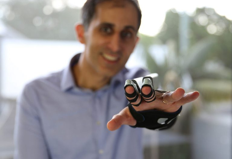 This Australian-designed bionic glove will bring greater autonomy to paralysis patients