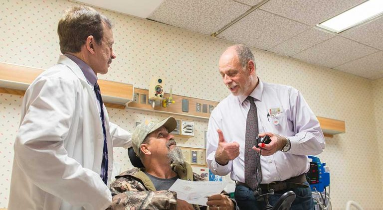 Spinal cord injury Veterans can now effectively cough