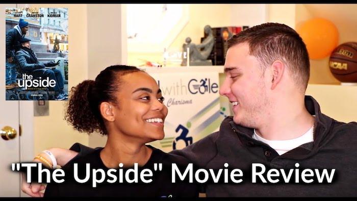 """The Upside"" movie review! A Quadriplegic's Perspective"