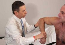 shoulder pain relief for wheelchair users
