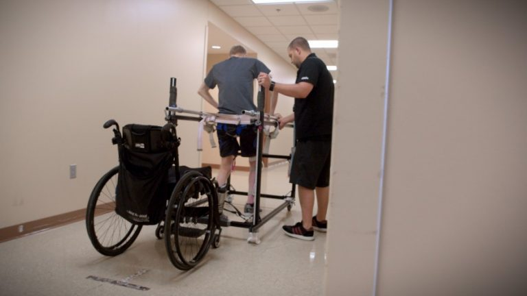 Hope Grows for Patients with Spinal Cord Injuries