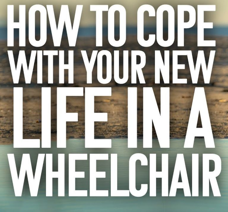How to cope with your spinal cord injury – 8 tips for newly injured wheelchair users